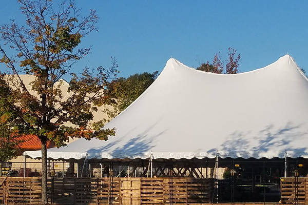 Retail Tenting in the Southeast