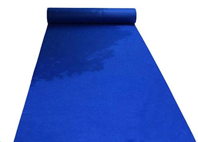 Where to find 6  x 20  Blue Runner Carpet in Atlanta