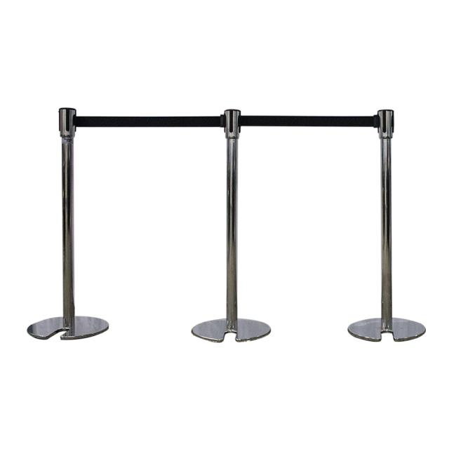Where to find Chrome Stackable   Retractable Stanchion in Atlanta
