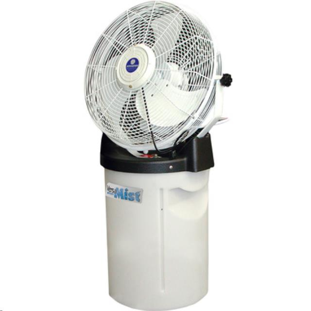 Where to find Misting Fan w  Cooler   Cart in Atlanta