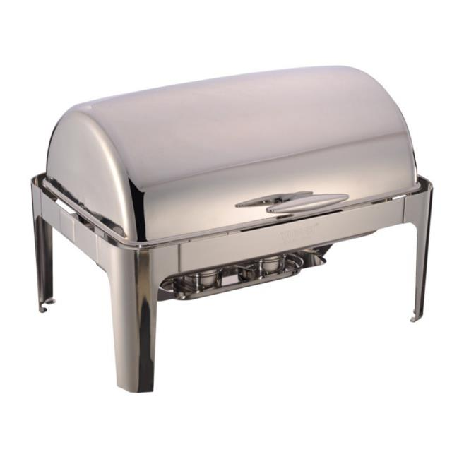 Where to find Silver Top Rolling Chafing Dish in Atlanta