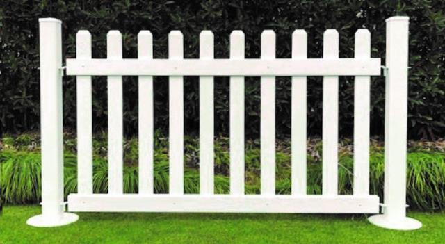 Where to find 6  White Picket Fence in Atlanta