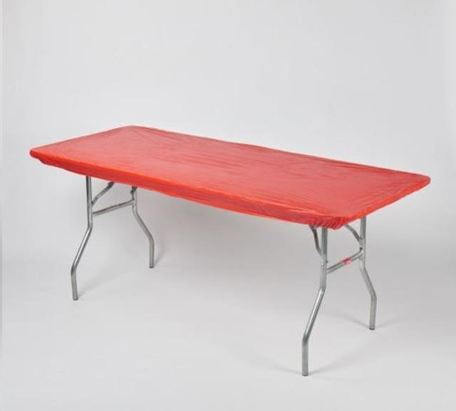 Where to find Red Kwik Table Cover in Atlanta