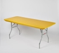 Rental store for Yellow Kwik Table Cover in Atlanta GA