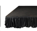 Rental store for Pleated Stage Skirting in Atlanta GA