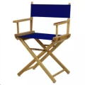 Rental store for Blue Tall Director s Chairs in Atlanta GA
