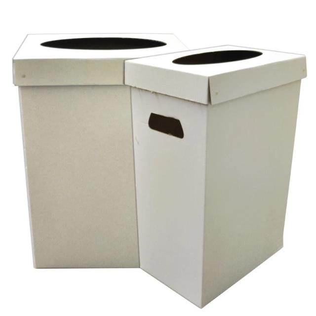 Where to find Disposable Cardboard Trash Containers in Atlanta