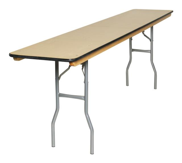 Where to find 8 x24  Plastic Conference Table in Atlanta
