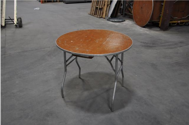 Where to find 36  Wide Cocktail Table w  Folding Legs in Atlanta