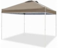 Rental store for 10x10 E-Z Up Tent Khaki in Atlanta GA